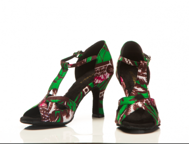 Amazonia Latin Dance shoes