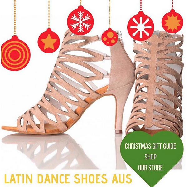 Salsa Shoes Sydney
